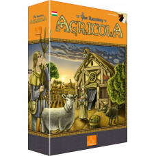 Agricola új kiadás (Hobbi változat) | Rubik kocka