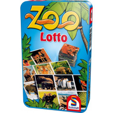 Állat Lotto - Fémdobozos (51230) Zoo Lotto (51230)